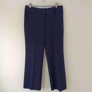 Loft Julie Fit Purple Trousers